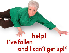 Senior Falls: 'Help, I've Fallen and I Can't Get Up!'